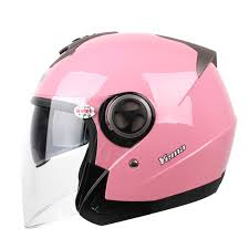 2016 Vespa Motorcycle Helmet Double Visor Retro Open Face Helmets Vintage Style Bicycle Harley Half Moto Capacete Casco In From Automobiles