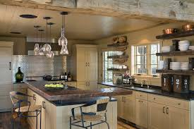 rustic bar lighting kitchen rustic with mountain contemporary wod