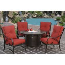 Cast Aluminum Patio Furniture With Sunbrella Cushions by Newport Collections