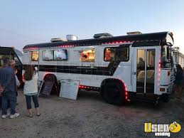 Bluebird Food Bus / Truck | Used Food Truck For Sale In New Jersey