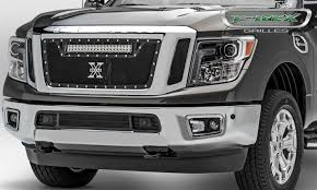 Torch Series LED Light Grille - Custom Camper Trex Grilles 62131 Sierra 1500 Main Grille Insert Torch Series Trex Ford Super Duty Revolver Wo Forward Facing Camera John Hiester Chevrolet Is A Fuquayvarina Dealer And New Truck Products Introduces Tough New Designs For 2015 12016 Black Mesh Upper 51546 Billet Custom Grills Your Car Truck Jeep Or Suv Amazoncom Oe Replacement Gmc Pickup Assembly Partslink Official 2018 Thread F150 Forum Skull Grille Motif On Vehicle Front Stock Photo 303626 Alamy 42015 70188 Ramsey Guard Winch Mounting Kit 32006 2500 3500 W