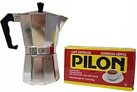 Cafe Pilon And Coffee Maker 3 Cup COMBO Be Sure To Check Out This Awesome Product