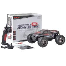 Large Remote Control RC Kids Big Wheel Toy Car Monster Truck - 2.4 ... Wl Toys A999 124 Scale Monster Onslaught Truck 24ghz Big Toys 110 Model 4ch Rc Tri Trucks Axel Ugly Vehiclebr Toysrus Rain Cant Put Brakes On Monster Truck Toy Drive New Jersey Herald The 8 Best Toy Cars For Kids To Buy In 2018 Ecx Ruckus 2wd Rtr Electric Blackorange Whosale Car With Remote Control Children Giveaway Movie And Party Ideas Charlene Hot Wheels Jam Batman Shop Monster Trucks Lego Technic 42005 3500 Hamleys Games