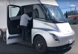 YouTuber Takes Us Inside The Cabin Of The Tesla Semi (Video ... Semi Truck Shows Custom Trucks Brisbane Magnificient 2012 Show Wildwood Fl Announcements Function In Junction 75 Chrome Shop Biggest Of Europe At Le Mans Race Track Hd Photo Galleries New Ari Legacy Sleepers Bbtcom Big Rigs Pinterest Shockwave And Flash Fire Jet Media Relations Sponsors Eau Claire Rig Tractor Pull Wright County Fair July 24th 28th The Radiator Tells It All For This American Semi Trucr Shows The