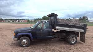 100 One Ton Dump Truck For Sale 1994 Chevy 3500 1 YouTube