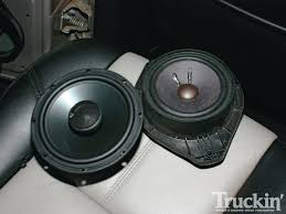 JL Audio System - Performance Audio - 2008 Chevy Tahoe - Truckin ...