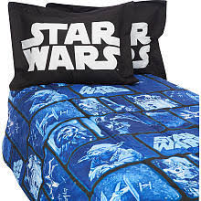star wars bed set on the hunt