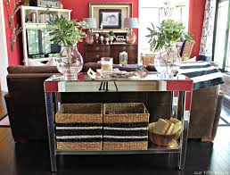 Pier One Glass Dining Room Table by Living Room Tabletarget Mirrored Furniture With Sofa And Table