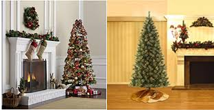 The Second Is A 7 Ft Pre Lit Clearwater Slim Cashmere Pine Tree With White LightsYou Can Grab Both Of These For Only 5399 Free Shipping