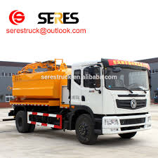8000l Pipeline Dredge Truck,High Pressure Sewer Dredge Cleaning ...