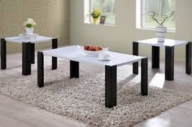wood coffee table and end table sets coffee and side table set 3