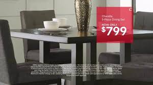 Ashley Homestore Labor Day Sale TV Commercial Bed Dining Set And Sectional