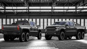 2019 Hennessey Goliath Is A 700-Horsepower, Six-Wheeled, $375,000 ... 2018 Chevrolet Silverado And Colorado Trucks Accsories Catalog 5557 Chevy 6pt Exact Fit Roll Bar Wild Rides 1986 K10 Anthony D Lmc Truck Life Roll Cage Dodge Ram Srt10 Forum Viper Club Of America S10 Wikipedia Trailboss Bed Cover Opmodifications Gmc Canyon Goliath 6x6 Hennessey Brings New Meaning To Chevys Trail Boss Opinions On Cagebar The 1947 Present 2019 Z71 For Sale Vienna Va Pin By Jeff Hoffman On Destprunner Pinterest Trophy Truck Hsv 1500 Lt In