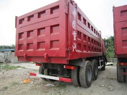 HOWO 375 Dump Trucks For Sale, Tipper Truck, Dumper/tipper From ...