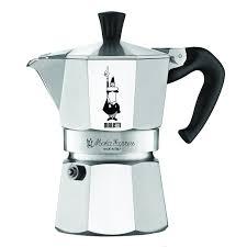 Bialetti Coffee Maker Moka Pot Stovetop Espresso Review