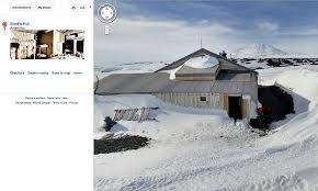 104 Antarctica House Frozen In Time Google Street View Lets Us All Explore Scott S Hut In In 3d From The Comfort And Warmth Of Our Home Pcs Daily Mail Online