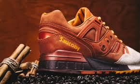 Pumpkin Spice Keurig by Saucony Psl Sneaker Fall Running Shoe Inspired By Pumpkin Spice