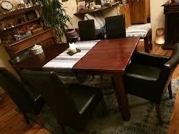 esszimmer tisch und 6 stühle