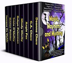 Magic Mayhem And Mystery Box Set