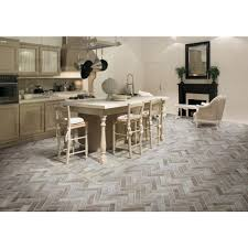 Home Depot Floor Tiles Porcelain by Ms International Abbey Brick 2 1 3 In X 10 In Glazed Porcelain