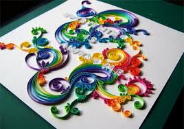 Creative Paper Crafts Quilling Is Another Craft Your Teenager Might Enjoy