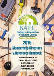 Southwind Flooring Shipshewana In by Builders Association Of Elkhart County 2015 Membership Directory
