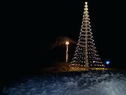 Flagpole Christmas Tree 1 Flag Pole With Star The Season
