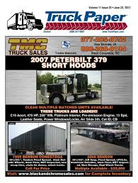 100 Beelman Trucking Truck Paper