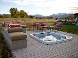 Space-Planning Tips For A Deck | HGTV Hot Tub On Deck Ideas Best Uerground And L Shaped Support Backyard Design Privacy Deck Pergola Now I Just Need Someone To Bulid It For Me 63 Secrets Of Pro Installers Designers How Install A Howtos Diy Excellent With On Bedroom Decks With Tubs The Outstanding Home Homesfeed Hot Tub Pool Patios Pinterest 25 Small Pool Ideas Pools Bathroom Back Yard Wooden Curved Bench