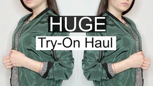 cheap trendy clothing try on haul zaful youtube