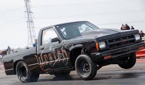 1991 Chevrolet S10 Drag Racing Pickup Truck