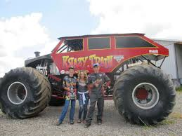 100 Monster Truck Pictures Fair Welcomes Youngest Monster Truck Driver In The World News