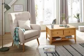 home affaire ohrensessel yamuna mit toller sitzpolsterung gestell und füße aus massivholz sitzhöhe 57 cm