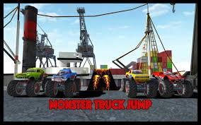100 Truck Jump Monster For Android APK Download