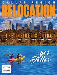 Dallas Region Relocation + Newcomer Guide - Fall 2018 By Dallas ...