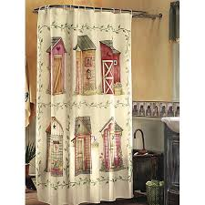 Outhouse Themed Bathroom Accessories by Nostalgic Outhouse Shower Curtain U2014 Buy Nostalgic Outhouse Shower