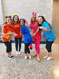 Halloween Town Characters Pictures by Winnie The Pooh Character Costumes Spirit Week Fashion