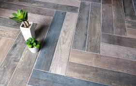tiles rectified wood look porcelain tile rectified faux wood