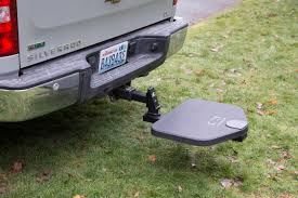 Twistep Hitch Step For Pickup Trucks - Free Shipping ... Universal Tow Hitch Mount Bracket Dual Led Backup Reverse Search Curt Manufacturing Class 3 Trailer 13365 How To Build Receiver Bike Rack Diy Metal Fabrication Com Cover Nissan Titan Forum Tundra Bed Extender Vehicles Architect Age F150 Towing 101 The Basics To Safely Your Toys Drop Down For Lifted Trucks Best Truck Resource Works Hitches With Lighting Vestil Lift Kirbys Wiring Home Trailer Hitch Atv Carry Rack Archive Huntingbcca