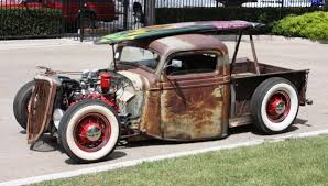 100 Rat Rod Truck POWER CARS Ford Pickup Surf 1930
