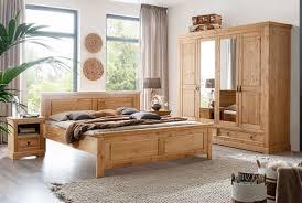 landhausstil schlafzimmer cinderella kiefer teilmassiv w01