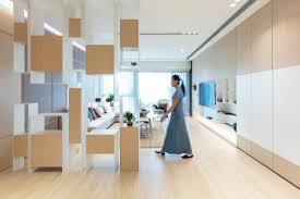 100 Flat Interior Design Images Minimalist Japanese Design Finds A Home In Highend Hong