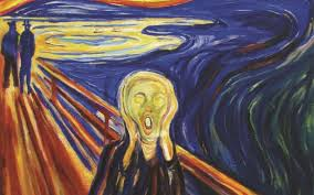 Edvard Munch Scream Which Stolen Munich Museum