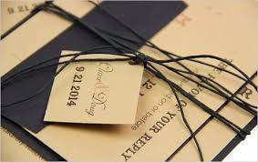 Rustic Wedding Invitation Kits For Design Herrlich Luxury Invitations And Glamoure 19