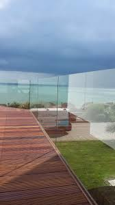 100 Clearview Decking Glass Balustrade With Hydrophobic Coating Contact Us For