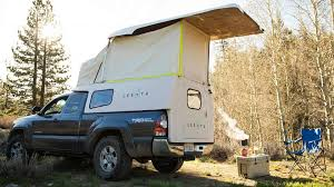 100 Ultralight Truck Campers Leentu Converts Toyota Tacoma Into A Comfy Place To Camp