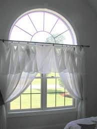 Graber Arched Curtain Rods by Half Moon Curtain Rod Excellent Sue Runyon Designs How To Make A