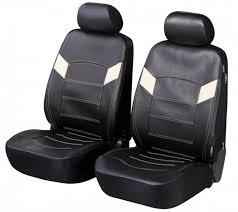 vw golf iii cabriolet housse siège auto sièges avant noir