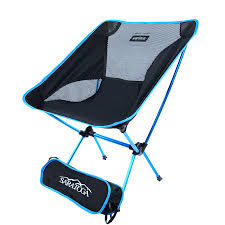 Saratoga Ultralight Portable Folding Camping Backpacking Chairs With Carry  Bag For Outdoor Picnic,Hiking, Fishing, Camping, Garden BBQ, Beach - ...