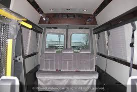 Custom Mobility Sprinter Van